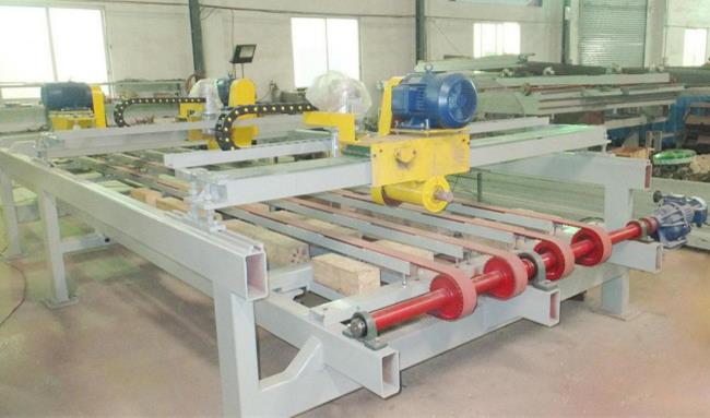 artificial quartz slab production line case
