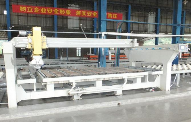 artificial quartz slab production line product case