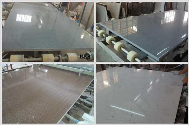 artificial quartz slab production line product