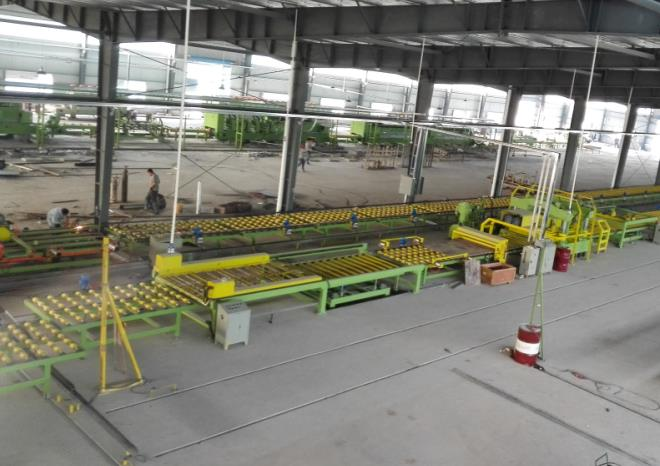 automatic quartz stone production line