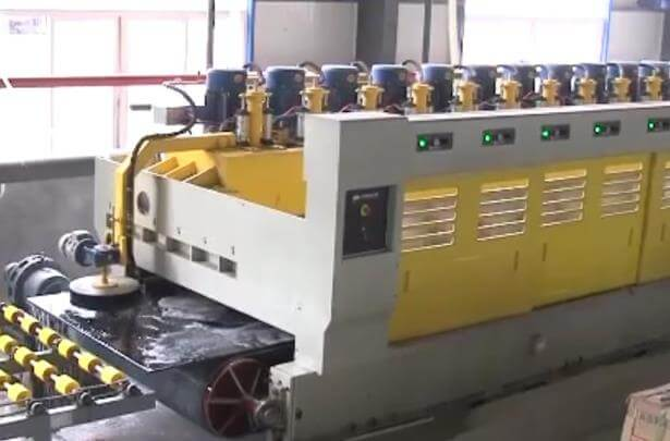 cnc stone polishing machine