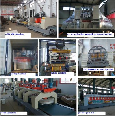 engineered quartz stone machinery