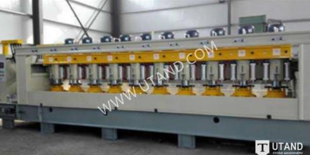 stone grinding polishing machine