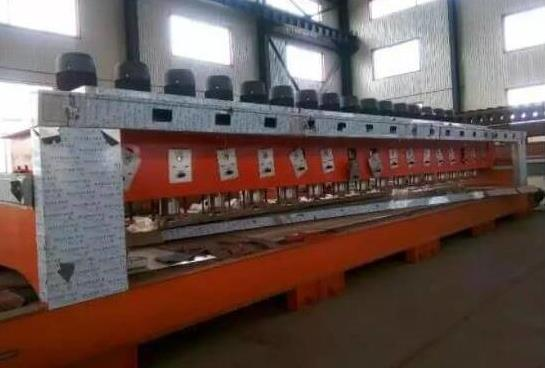 stone polishing equipment