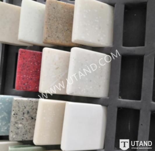 utand solid surface manufacturing process product
