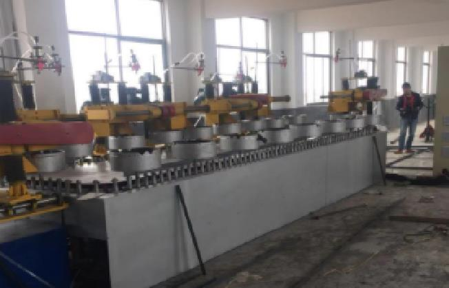 20 head corian quartz slab polishing machine