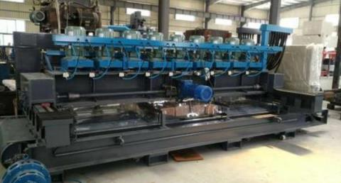 Stone Polishing Machine For Marble
