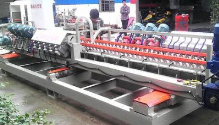 Used Slab Bridge Polishing Machine for sale