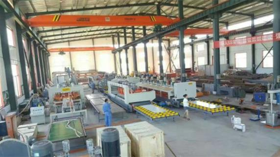 artificial quartz stone machinery factory