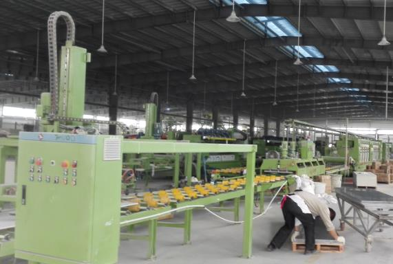 artificial stone slab machinery suppliers