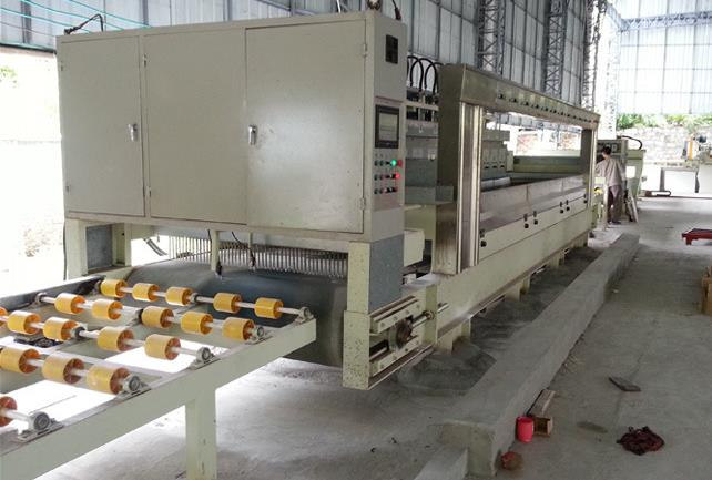 automatic polishing machine granite
