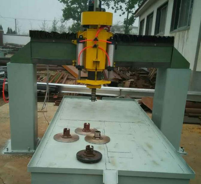 bridge polishing machine in china