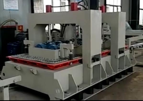 engineered quartz press machine