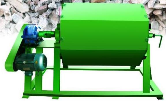 granite cobblestone making machine