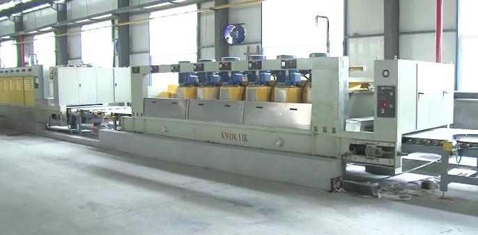 granite slab polishing machine india