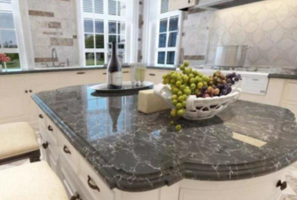 how to make quartz based engineered stone kitchen countertop
