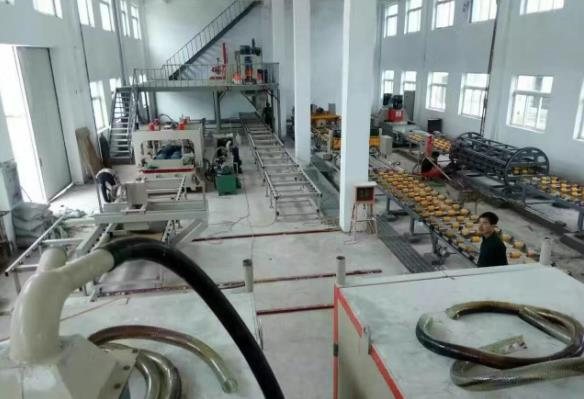 machine for making artificial stone
