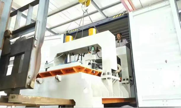 quartz stone slabs making machine