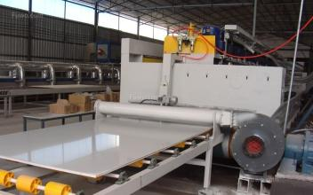 solid surface production equipment