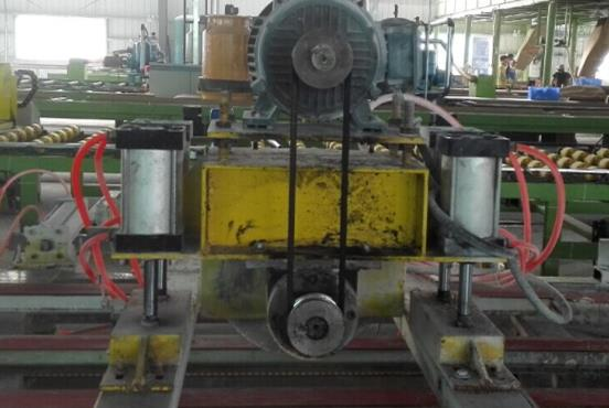stone cutting polishing machine