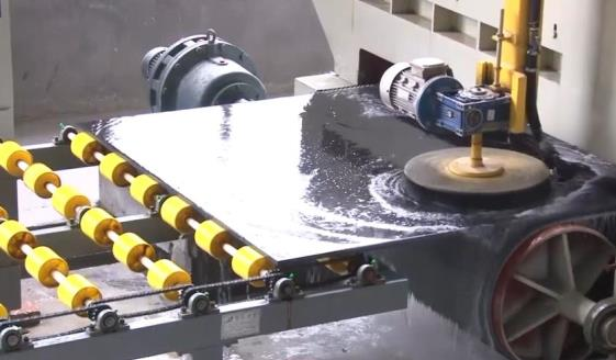 stone floor grinding and polishing machine