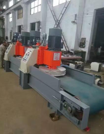 stone slab waxing machine