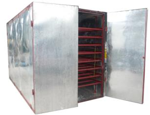 artificial quartz stone curing oven