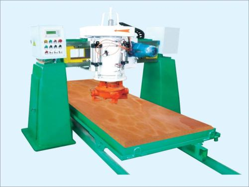 wet stone polishing machine