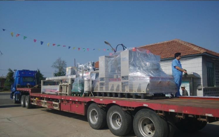 artificial quartz stone making machine