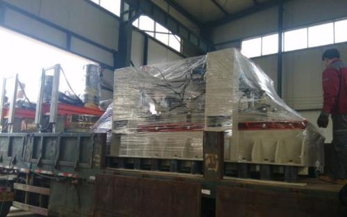 artificial quartz stone machine use photo