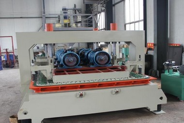 artificial quartz stone slab machine