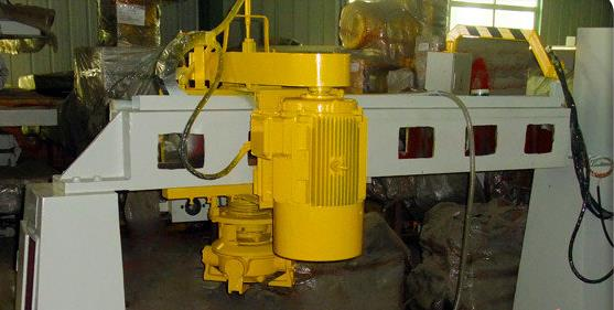 bridge Polishing Machine Main motor