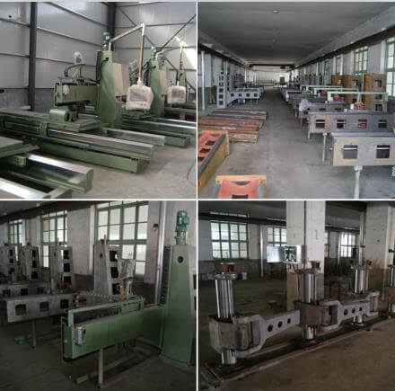 cnc stone cutting machine factory