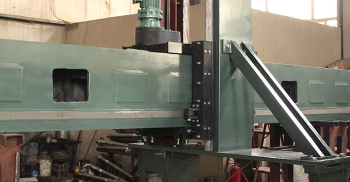 cnc stone cutting machine part