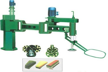 marble Slab polishing machine