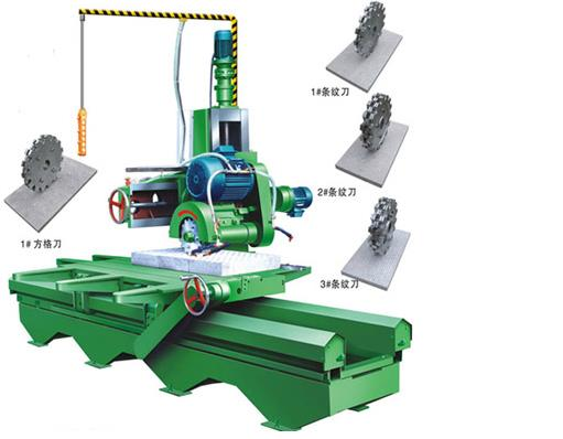 stone edge cutting machine photo
