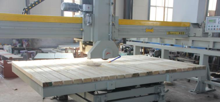 utand bridge cutting machine pictures